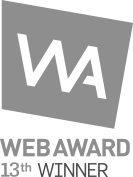 Web Award 13th Winner